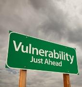 Vulnerability image, courtesy of Shutterstock