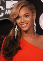 Beyoncé. Image from Shutterstock