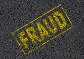 Fraud. Image from Shutterstock