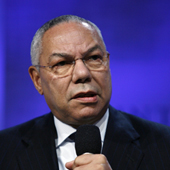 Colin Powell. Image from Shutterstock