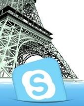 Skype in France