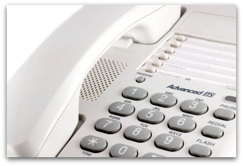 Telephone. Image from Shutterstock
