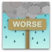 worse rain image
