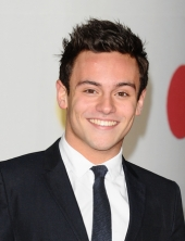 Tom Daley. Image from Shutterstock