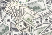 Dollars. Image from Shutterstock