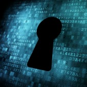 Encrypt password. Image from Shutterstock