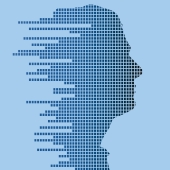 Profile of man. Image from Shutterstock