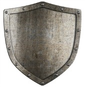 Shield. Image courtesy of Shutterstock.