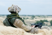 US soldier. Image from Shutterstock