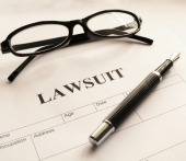 Lawsuit image courtesy of Shutterstock