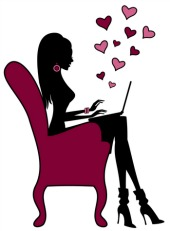Online love. Image from Shutterstock