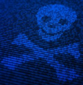 Pirated software. Image from Shutterstock