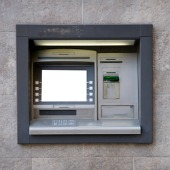 ATM image courtesy of Shutterstock