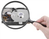 Hard drive, courtesy of Shutterstock