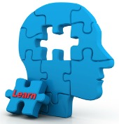 Learn. Image courtesy of Shutterstock