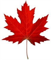 Maple leaf image courtesy of Shutterstock.
