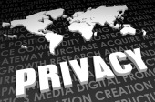 Privacy world. Image courtesy of Shutterstock