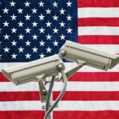 US surveillance, images courtesy of Shutterstock