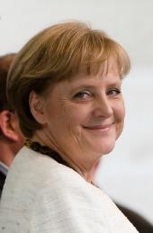 Angela Merkel. Image courtesy of Daniel W/Shutterstock
