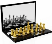 Chess game. Image courtesy of Shutterstock