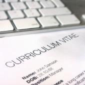 CV. Image courtesy of Shutterstock