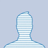 Facebook silhouette. Image courtesy of Shutterstock.