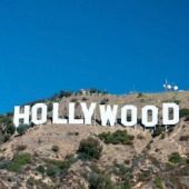 Hollywood sign. Image courtesy of Vacclav/Shutterstock.