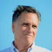 Mitt Romney. Image courtesy of Maria Dryfhout/Shutterstock.