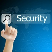 Security. Image courtesy of Shutterstock