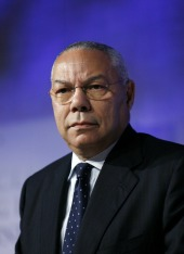 Colin Powell. Image courtesy of Shutterstock/Stocklight
