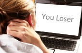 Cyber bully. Image courtesy of Shutterstock