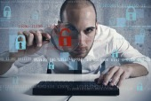 Employee hacker. Image courtesy of Shutterstock