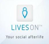 Lives On logo