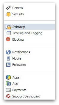 Facebook privacy ds