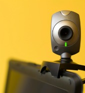 Webcam. Image courtesy of Shutterstock