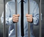 Jail bars. Image courtesy of Shutterstock