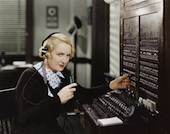 Switchboard. Image courtesy of Shutterstock