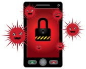 Smartphone threat. Image courtesy of Shutterstock