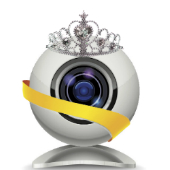 Crown and webcam images courtesy of Shutterstock