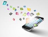 Apps. Image courtesy of Shutterstock.