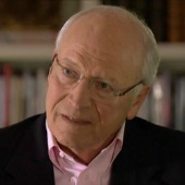 Dick Cheney, image courtesy of CBS news