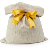 Gift bag. Image courtesy of Shutterstock.