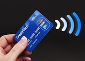 Credit card and NFC image courtesy of Shutterstock