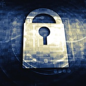 Image of cyber security, courtesy of Shutterstock