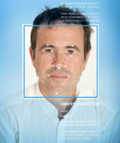 Facial recognition image courtesy of Shutterstock