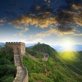 Image of Great Wall of China courtesy of Shutterstock