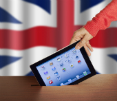 Ipad. Image courtesy of Shutterstock and Flickr user InUse Consulting