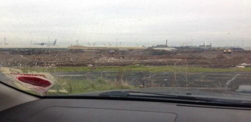 Landfill. Image courtesy of James Howells