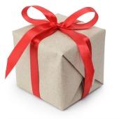 Gift. Image courtesy of Shutterstock.
