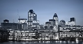 Image of London financial district courtesy of Shutterstock
